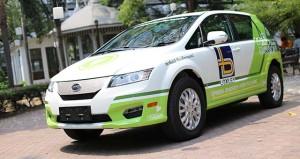 thai electric car